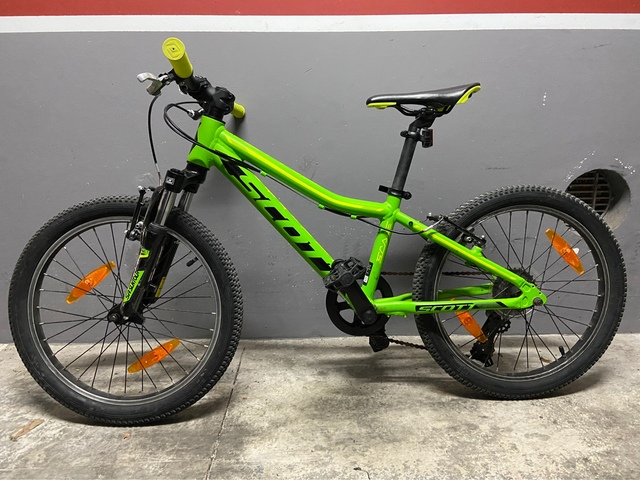 Bicicleta Scott Scale Junior 20'