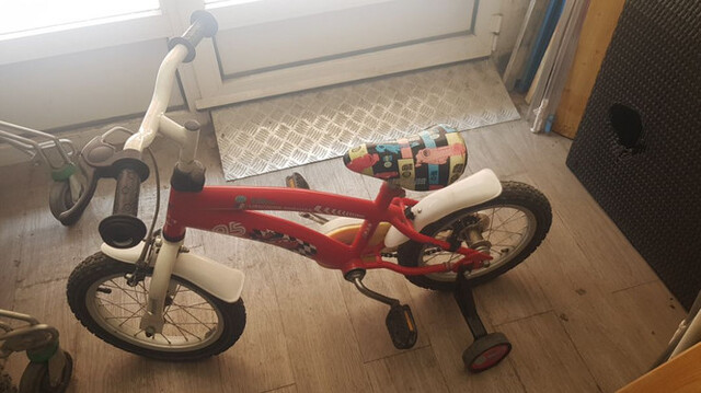 Bicicleta Para  Niño 2 A 5 Años