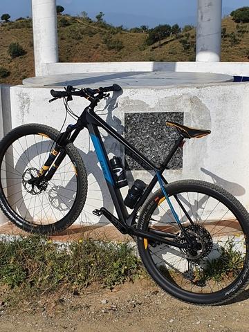 Bici Carbono Talla L Calidad Precio