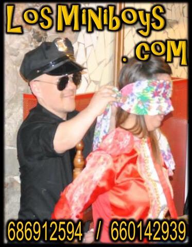 ENANO STRIPER A DOMICILIO SHOW EN TOLEDO - foto 7