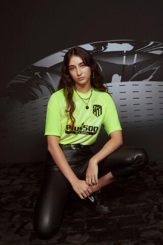 Camiseta Atletico Madrid Tailandia 2021