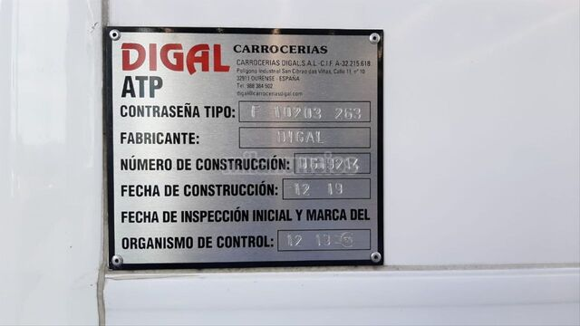 MERCEDES-BENZ - SPRINTER 2. 2 163CV ISOTERMO Y FRIO - foto 11