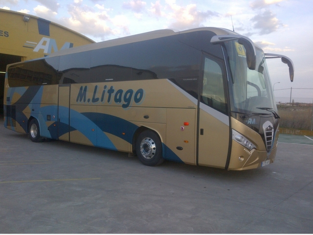 VOLVO B13 - NOGE TOURING - foto 1