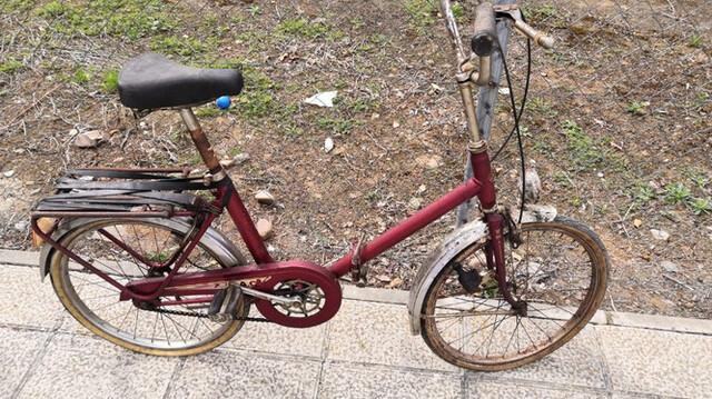 Bicicleta Gac  Plegable Para Restaurar