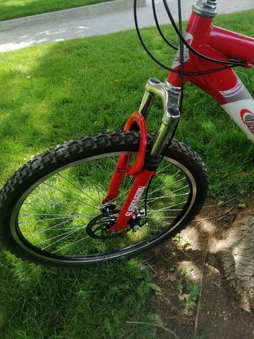 Bicicleta Seminueva.