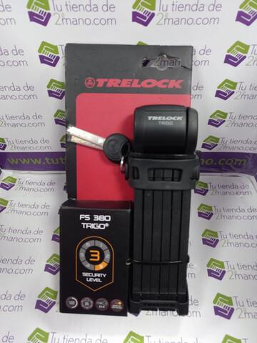 Candado Bicicleta Trelock Trigo Fs380