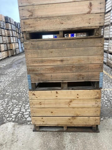 Palot Madera / Box Madera