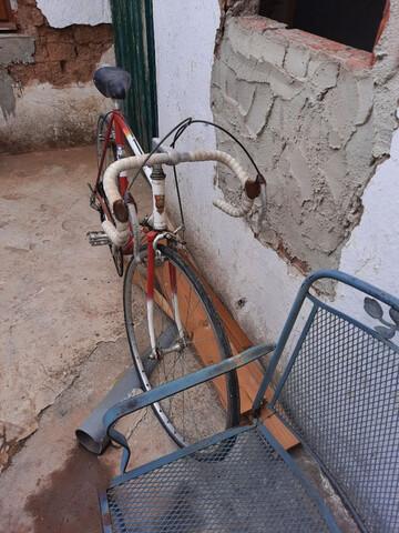 Bicileta Antigua