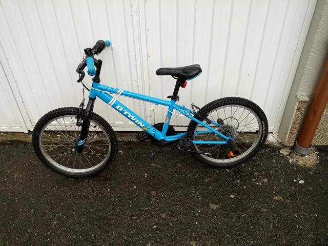 "Bicicleta Niño 20\"""