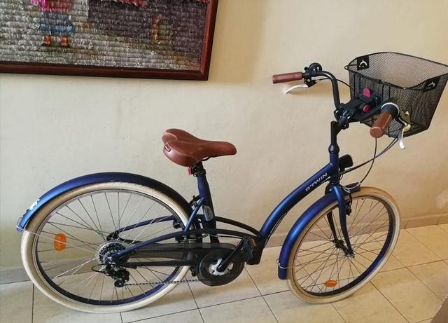 Bicicleta Clásica Btwin