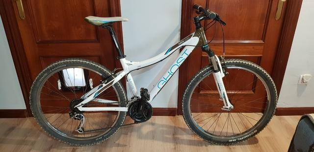 Bici Montaña Ghost Miss 1200 26 Talla S