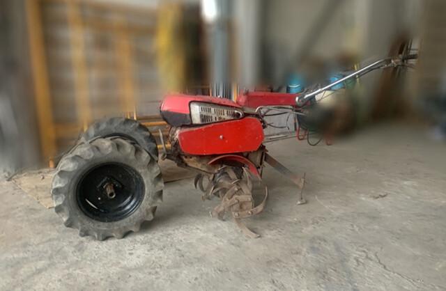 MOTOCULTOR HONDA - foto 1