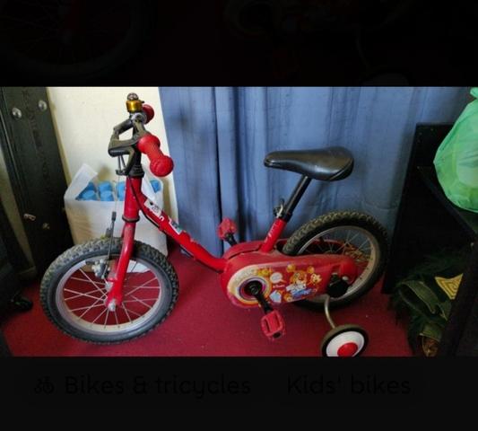 Btwin Bicicleta De Niños