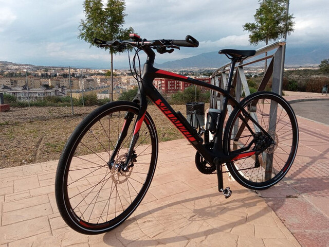 Specialized Sirrus Carbono
