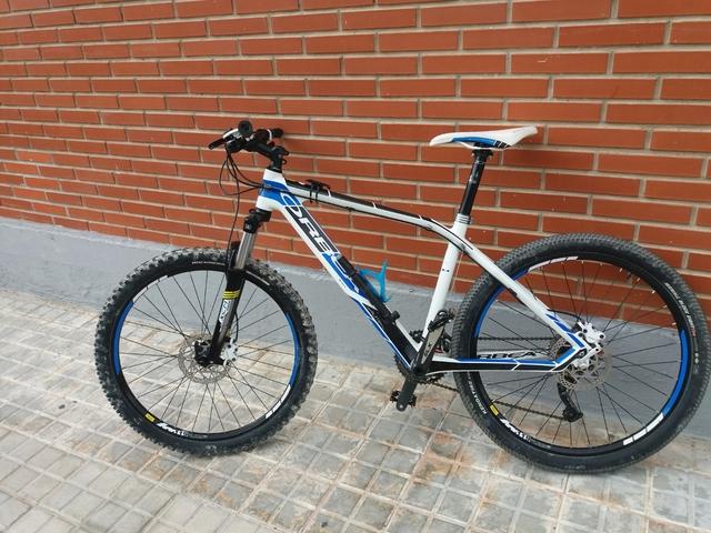 Bici Orbea Alma Carbono