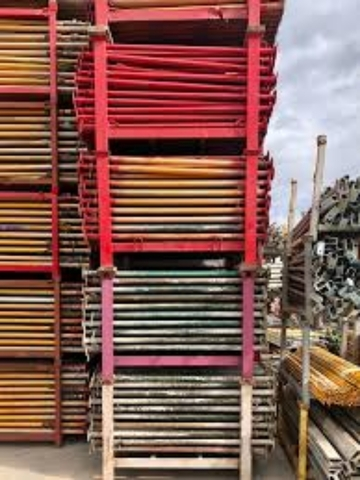 Material De Construcción Puntales