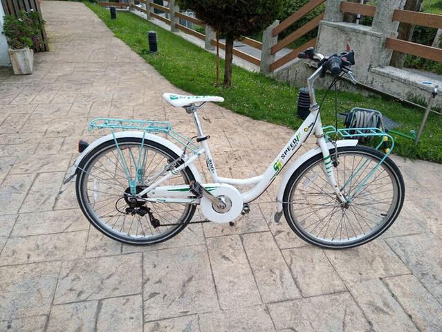 Bicicleta Niña 24 Pulgadas