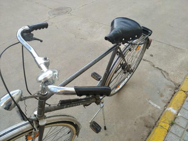 Bicicleta Alemana De Los 70