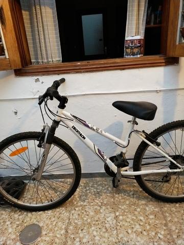 Bici Mujer Rueda 24