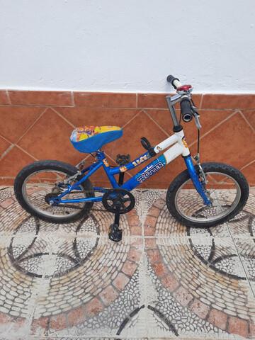 "Se Vende Bicicleta De 16"""