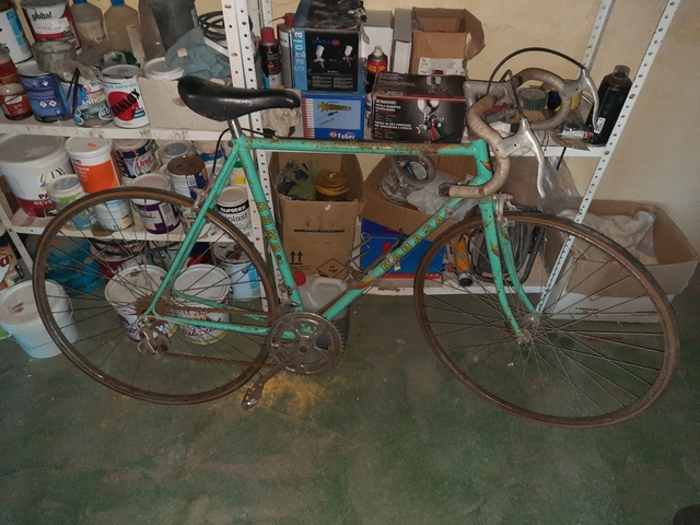 Bicicleta  Carrera Derbi Rabasa