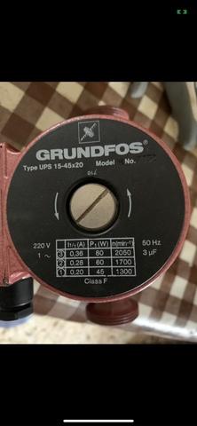 Bomba Calefacción Grundfos