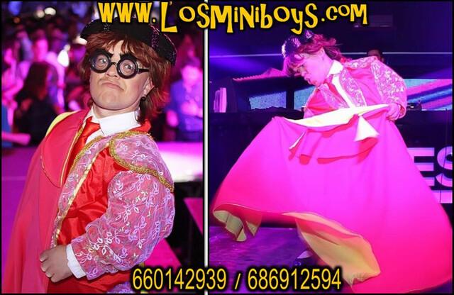 ENANO STRIPER BOY A DOMICILIO EN TOLEDO - foto 5