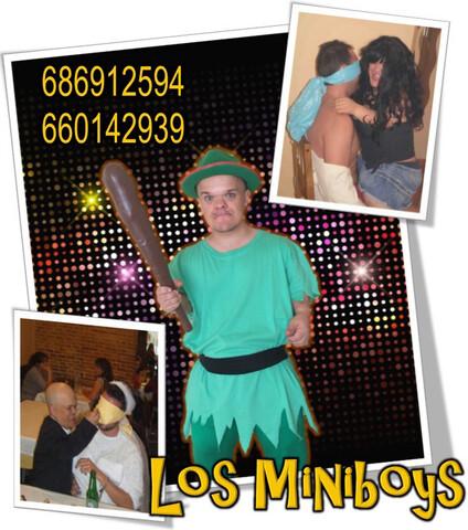ENANO STRIPER BOY A DOMICILIO EN TOLEDO - foto 8