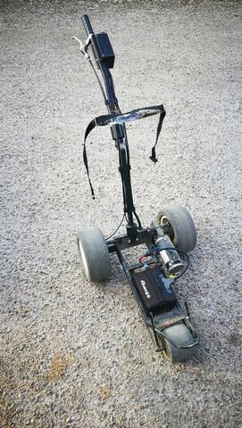 Carrito Golf Electrico