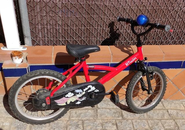 Bicicleta De Niño (20 Pulgadas)