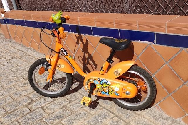Bicicleta De Niño (16 Pulgadas) 5 Años