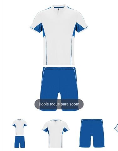 Camiseta Personalizada De Fútbol Equipo