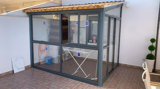 VENTANAS DE ALUMINIO Y PVC.  TF: 640974980 - foto 6