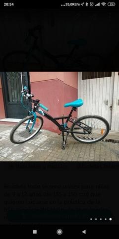 """Bicicleta De Montaña Infantil De 24\"""""""