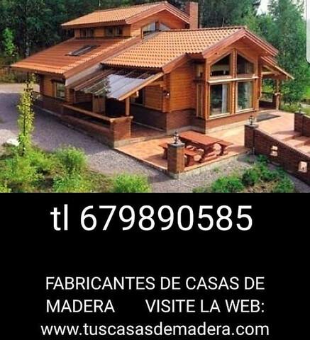 PISCINAS DE FIBRA-CASAS DE MADERA - foto 6