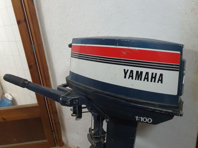 MOTOR YAMAHA 25CV 2T - foto 5
