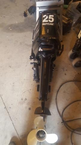 MOTOR 25CV 2T - foto 3