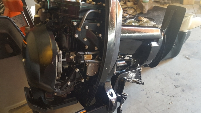 MOTOR 25CV 2T - foto 4