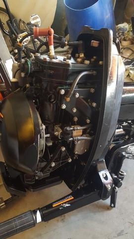 MOTOR 25CV 2T - foto 6