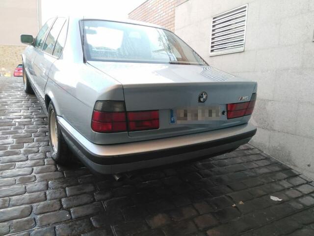 BMW - 535I E34 - foto 9
