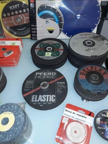 Gran Variedad De Discos De Corte