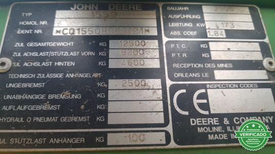 JOHN DEERE 1550 CWS - foto 7