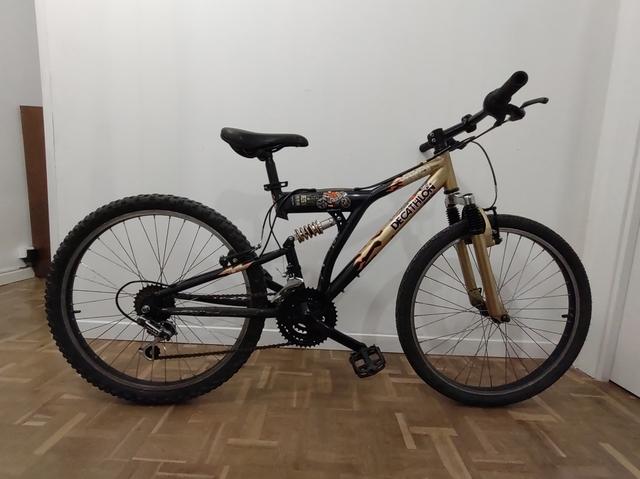 Bicicleta De Montaña Rod 24