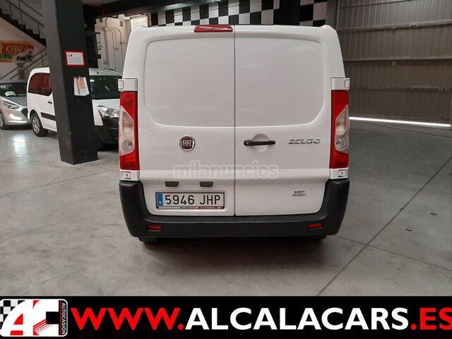 FIAT - SCUDO 2. 0 MJT 130CV H1 12 COMFORT CORTO - foto 4