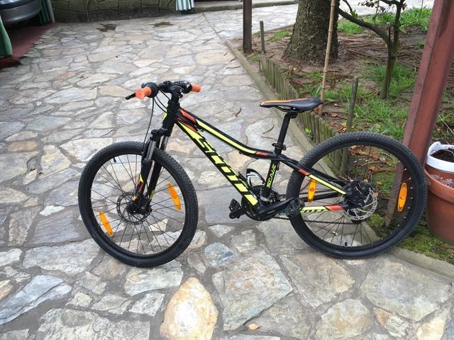 Bicicleta Scott 24