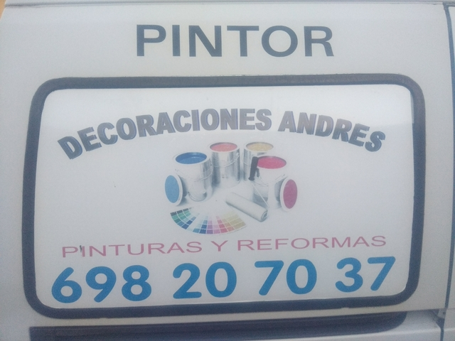 PINTOR  ANDRES - foto 1