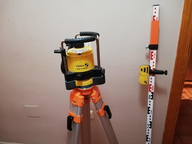 Laser Autonivelador Marca Stabila