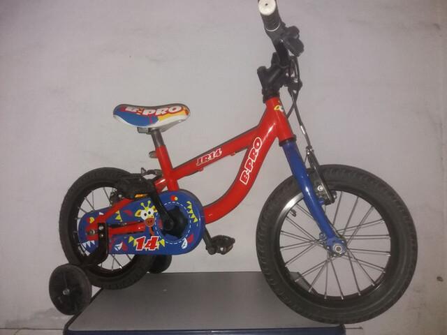 Bicicleta B-Pro 14 Pulgadas