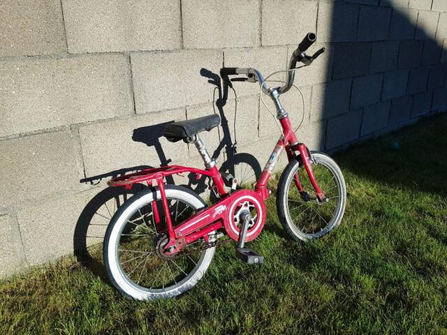 Bicicleta Niño Bh Años 70