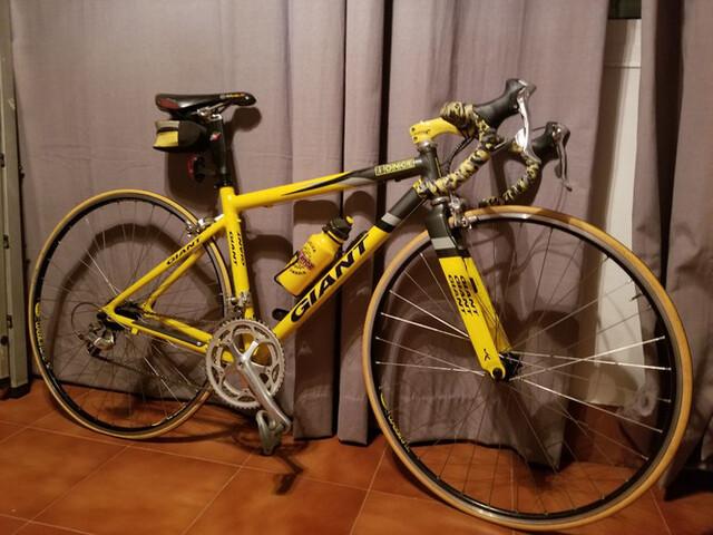 Bicicleta De Carretera Precio Negociable